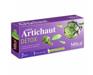 Extra Artichaut Détox Milical