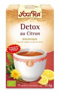 Detox au citron, Yogi Tea - 4,50 €